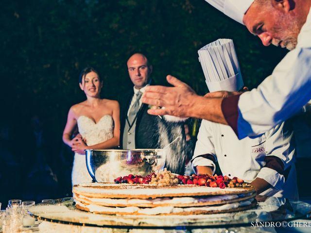Il matrimonio di Davide  e Silvia Helene a Calci, Pisa 13