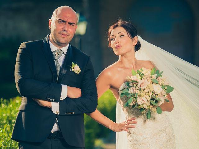 Il matrimonio di Davide  e Silvia Helene a Calci, Pisa 18