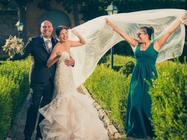 Il matrimonio di Davide  e Silvia Helene a Calci, Pisa 20