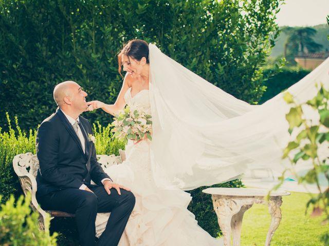 Il matrimonio di Davide  e Silvia Helene a Calci, Pisa 22