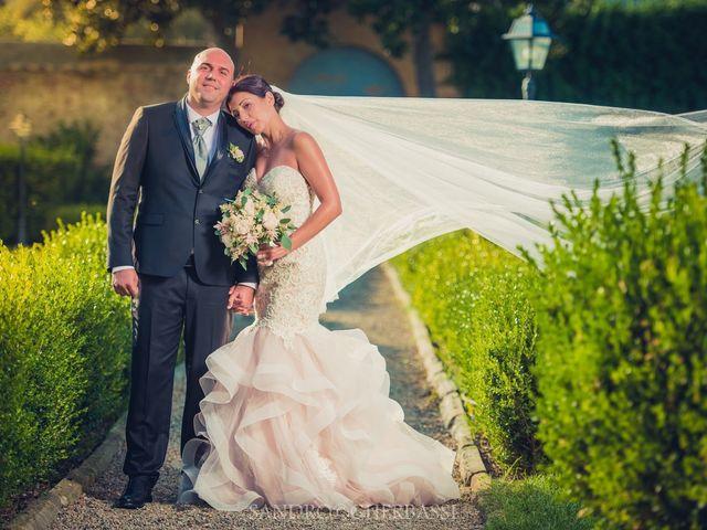 Il matrimonio di Davide  e Silvia Helene a Calci, Pisa 23