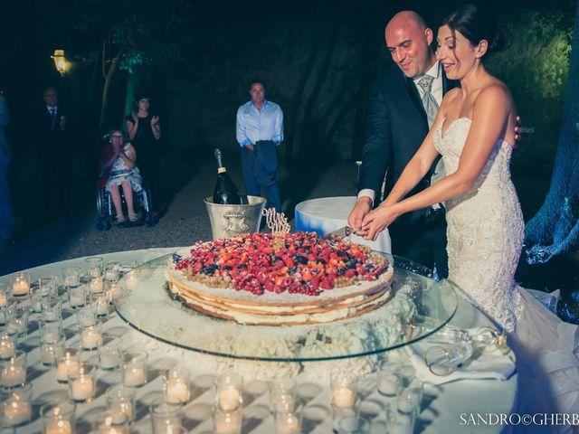 Il matrimonio di Davide  e Silvia Helene a Calci, Pisa 30