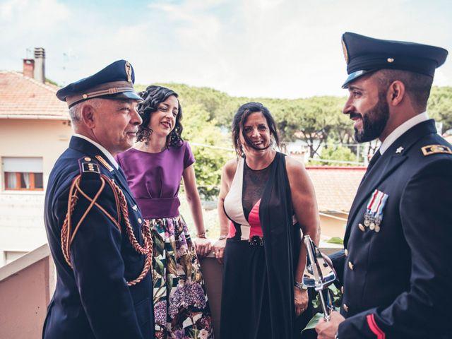 Il matrimonio di Agnese e Antonio a Cecina, Livorno 8