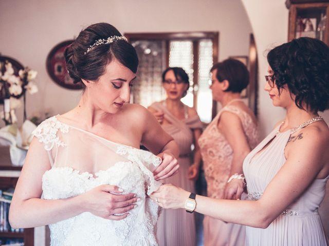 Il matrimonio di Agnese e Antonio a Cecina, Livorno 18
