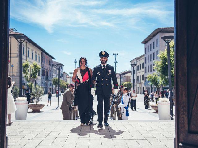 Il matrimonio di Agnese e Antonio a Cecina, Livorno 25