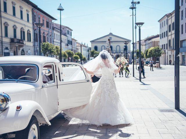 Il matrimonio di Agnese e Antonio a Cecina, Livorno 26