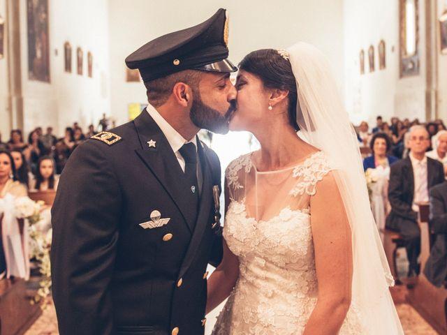 Il matrimonio di Agnese e Antonio a Cecina, Livorno 32