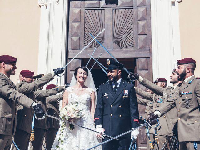 Il matrimonio di Agnese e Antonio a Cecina, Livorno 33