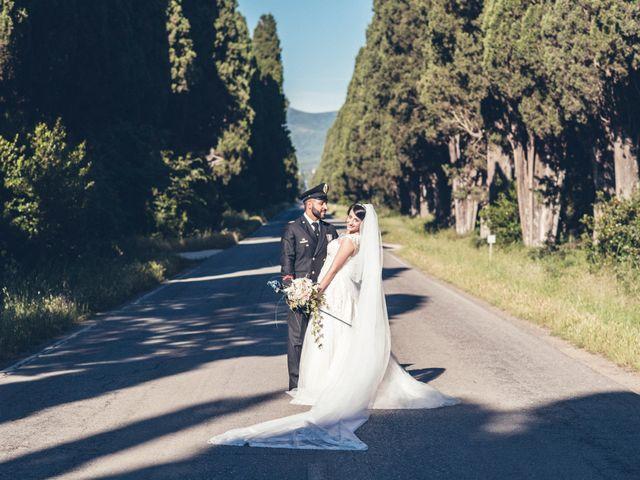 Il matrimonio di Agnese e Antonio a Cecina, Livorno 37