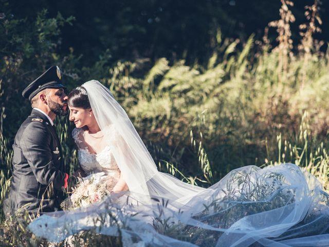 Il matrimonio di Agnese e Antonio a Cecina, Livorno 39