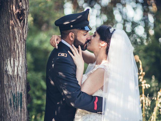 Il matrimonio di Agnese e Antonio a Cecina, Livorno 40