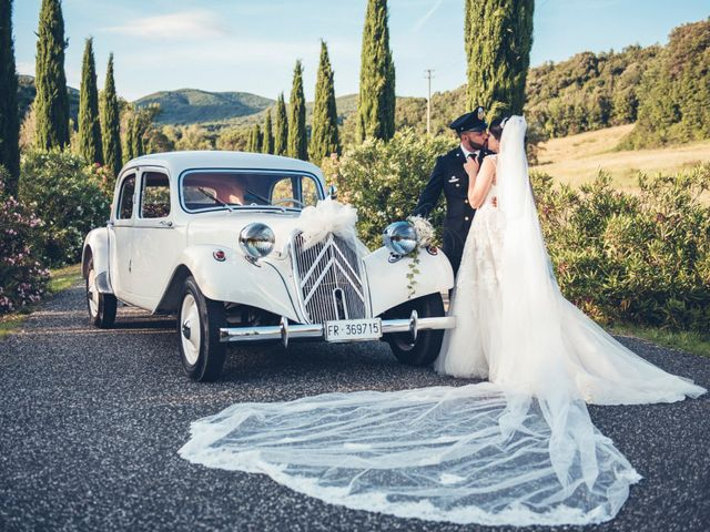 Il matrimonio di Agnese e Antonio a Cecina, Livorno 41