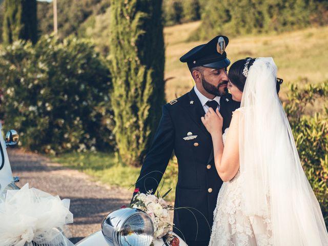 Il matrimonio di Agnese e Antonio a Cecina, Livorno 42