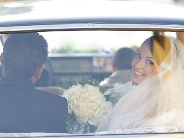 Il matrimonio di pasqualina pirozzi e davide pastore a Capaccio Paestum, Salerno 7