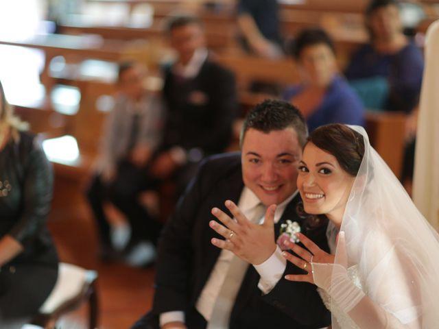 Il matrimonio di pasqualina pirozzi e davide pastore a Capaccio Paestum, Salerno 8