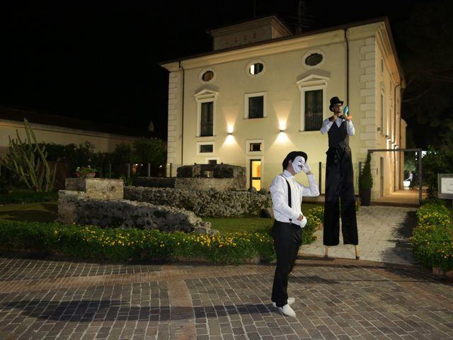 Il matrimonio di pasqualina pirozzi e davide pastore a Capaccio Paestum, Salerno 9