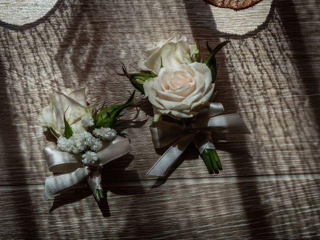 Il matrimonio di Francesco e Valentina a Oltrona di San Mamette, Como 6