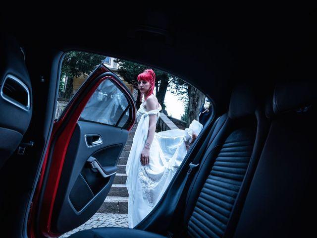 Il matrimonio di Francesco e Valentina a Oltrona di San Mamette, Como 19