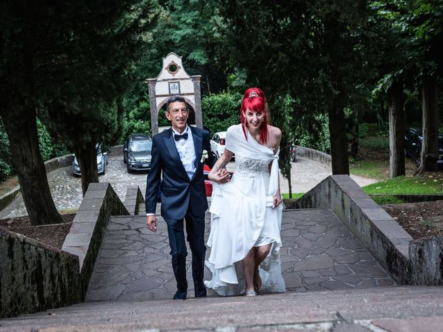 Il matrimonio di Francesco e Valentina a Oltrona di San Mamette, Como 21