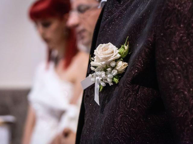 Il matrimonio di Francesco e Valentina a Oltrona di San Mamette, Como 22