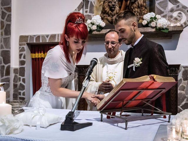 Il matrimonio di Francesco e Valentina a Oltrona di San Mamette, Como 23