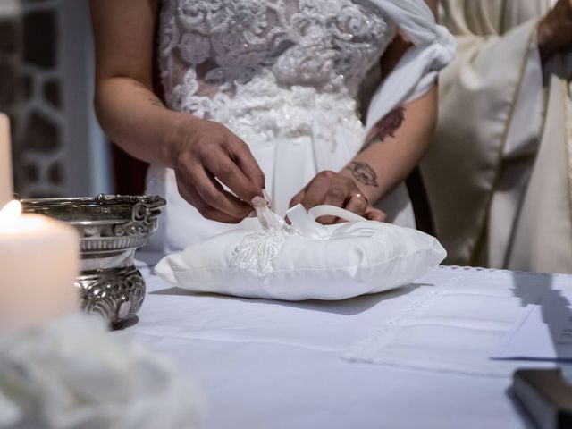 Il matrimonio di Francesco e Valentina a Oltrona di San Mamette, Como 24