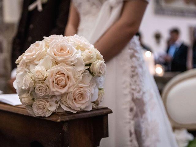 Il matrimonio di Francesco e Valentina a Oltrona di San Mamette, Como 26