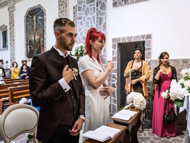 Il matrimonio di Francesco e Valentina a Oltrona di San Mamette, Como 28
