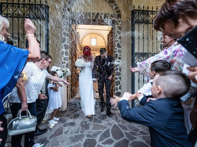 Il matrimonio di Francesco e Valentina a Oltrona di San Mamette, Como 32
