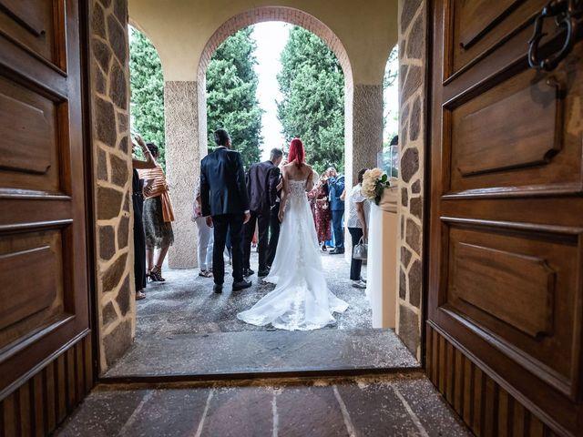 Il matrimonio di Francesco e Valentina a Oltrona di San Mamette, Como 33