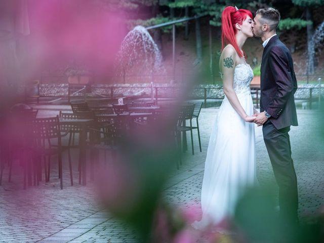 Il matrimonio di Francesco e Valentina a Oltrona di San Mamette, Como 37