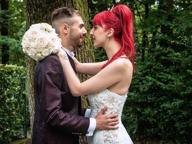 Il matrimonio di Francesco e Valentina a Oltrona di San Mamette, Como 1