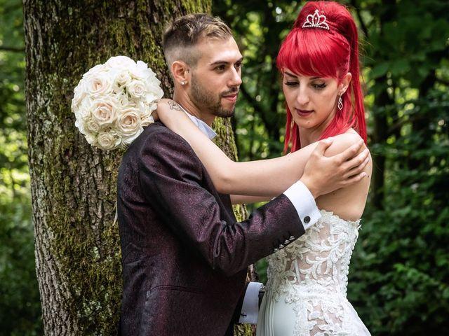 Il matrimonio di Francesco e Valentina a Oltrona di San Mamette, Como 41