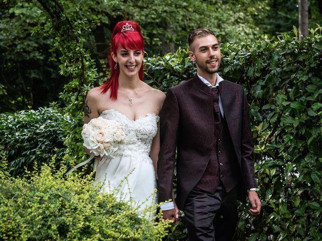 Il matrimonio di Francesco e Valentina a Oltrona di San Mamette, Como 43