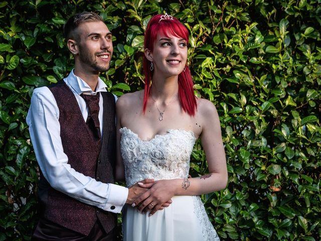 Il matrimonio di Francesco e Valentina a Oltrona di San Mamette, Como 46