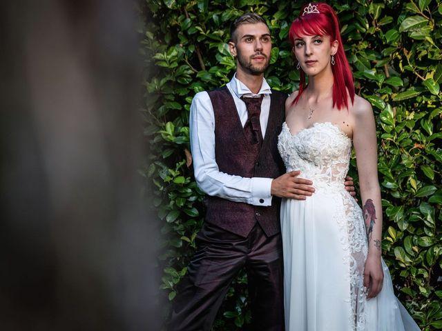 Il matrimonio di Francesco e Valentina a Oltrona di San Mamette, Como 47