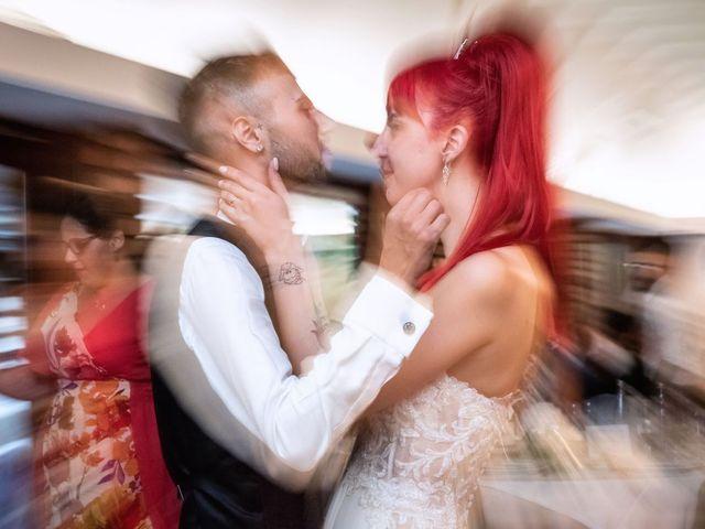 Il matrimonio di Francesco e Valentina a Oltrona di San Mamette, Como 51