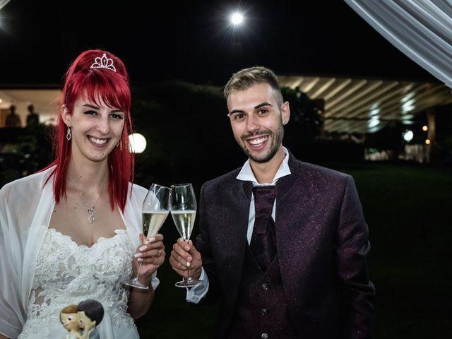 Il matrimonio di Francesco e Valentina a Oltrona di San Mamette, Como 59