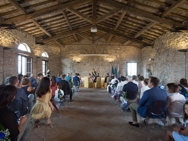 Il matrimonio di Stefano e Elena a Desenzano del Garda, Brescia 17