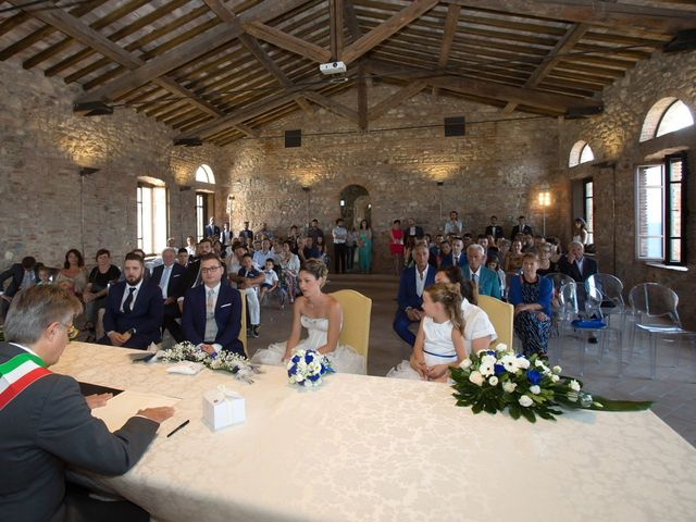 Il matrimonio di Stefano e Elena a Desenzano del Garda, Brescia 18