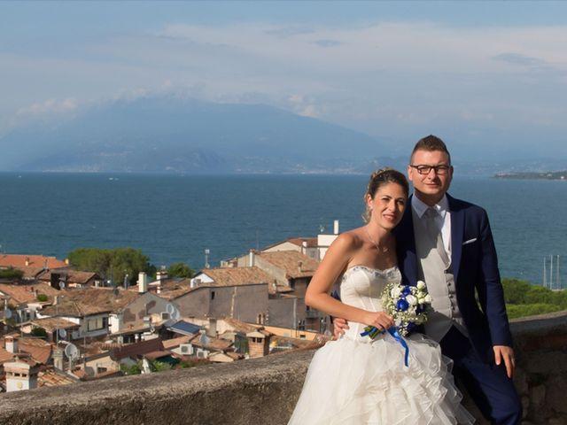 Il matrimonio di Stefano e Elena a Desenzano del Garda, Brescia 25