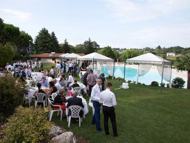 Il matrimonio di Stefano e Elena a Desenzano del Garda, Brescia 31