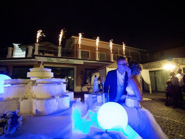 Il matrimonio di Stefano e Elena a Desenzano del Garda, Brescia 36