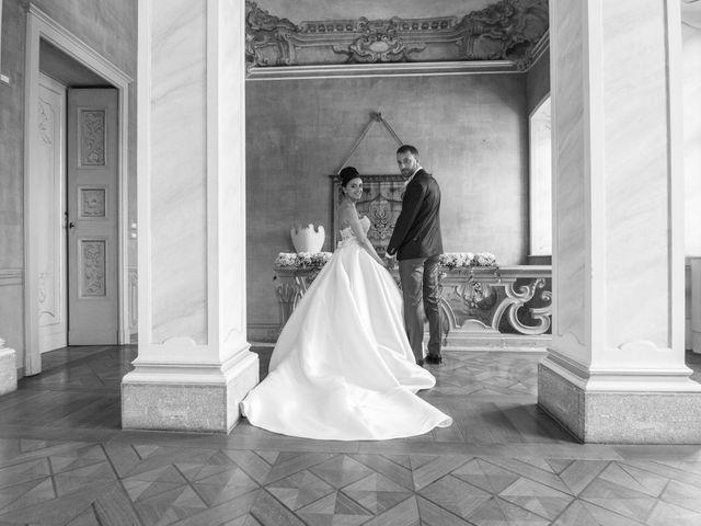 Il matrimonio di Marco e Viviana a Lecco, Lecco 27