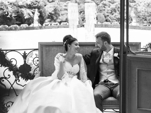 Il matrimonio di Marco e Viviana a Lecco, Lecco 25