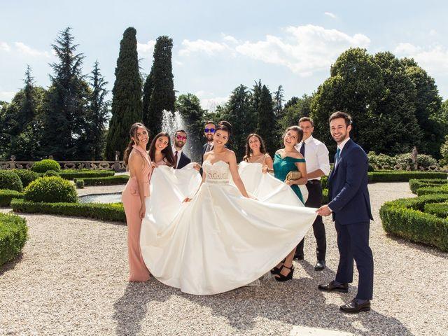 Il matrimonio di Marco e Viviana a Lecco, Lecco 16