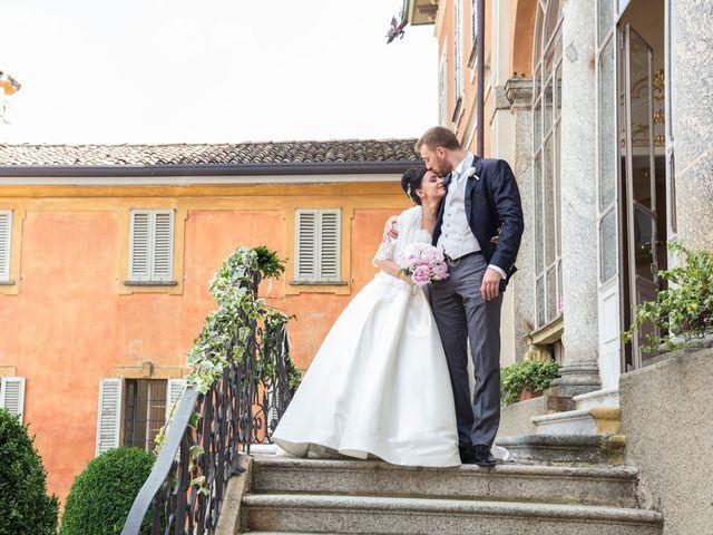 Il matrimonio di Marco e Viviana a Lecco, Lecco 24