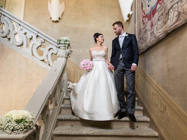 Il matrimonio di Marco e Viviana a Lecco, Lecco 30