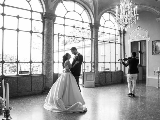 Il matrimonio di Marco e Viviana a Lecco, Lecco 32
