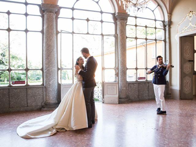 Il matrimonio di Marco e Viviana a Lecco, Lecco 31